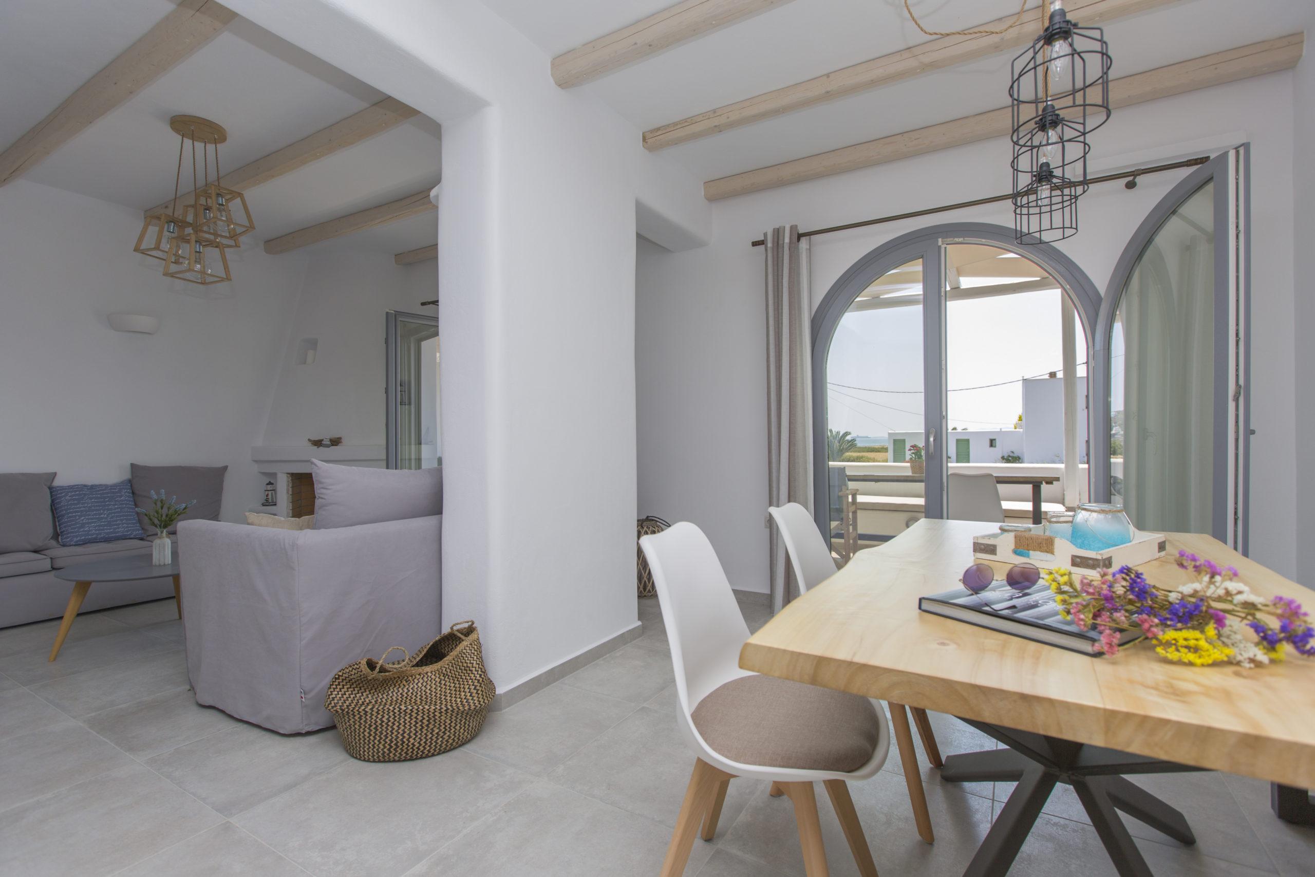 Villa Elia, Plaka Naxos