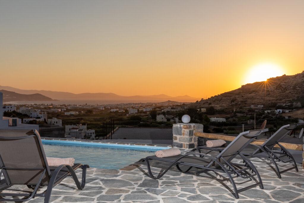 Alkyoni Pleiades Villas Naxos